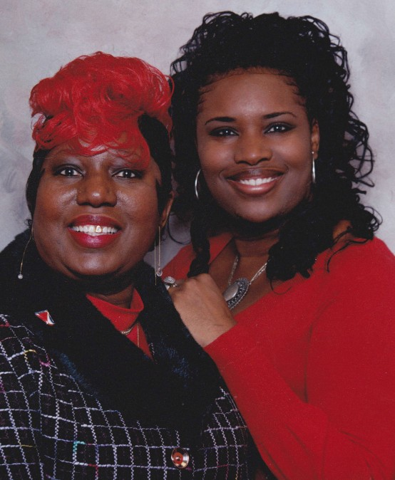 Sharon and Kedra Blalock